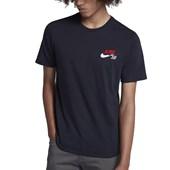 Camiseta Masculina Nike SB Azul 875329-451