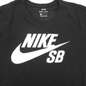 Camiseta Masculina Nike SB Dri-Fit Preta