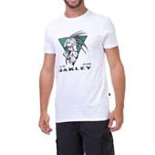 0b99fbb099 Camiseta Masculina Oakley Iconic Tee Branca Camiseta Masculina Oakley  Iconic Tee Branca