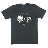 Camiseta Masculina Oakley Upperskull Tee Preta