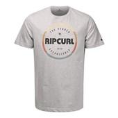 Camiseta Masculina Rip Curl Cinza - CTE0487
