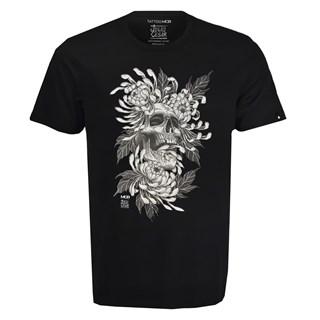 Camiseta MCD Crisântemo Branca
