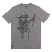 Camiseta MCD Regular Fit Water Cinza