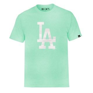 Camiseta New Era Essential Duo Verde Água