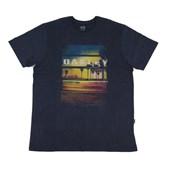 Camiseta Oakley Graphic Tee Peacoat