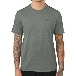 Camiseta Oakley Icon Olive Heather Verde