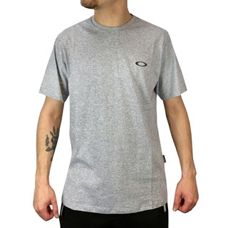 Camiseta Oakley Icon Tee Cinza