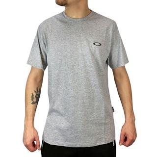 Camiseta Oakley Icon Tee Cinza