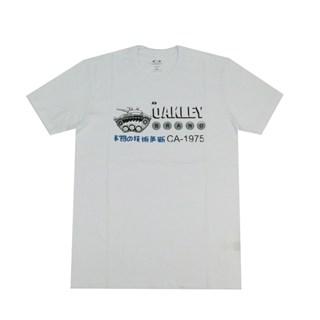 Camiseta Oakley Japan Pop Show Tee White