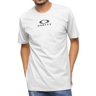 Camiseta Oakley Mod Bark New Tee Branca