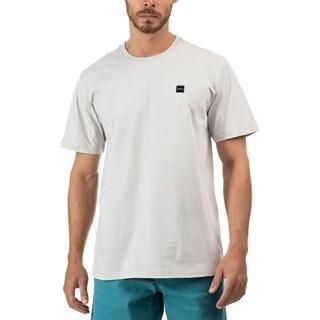Camiseta Oakley Patch 2.0 Light Grey Cinza