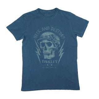 Camiseta Oakley Seek And Destroy Legion Blue