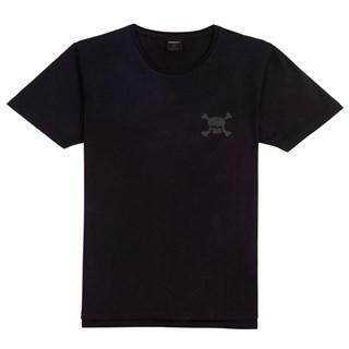 Camiseta Oakley Skull Sport Preta