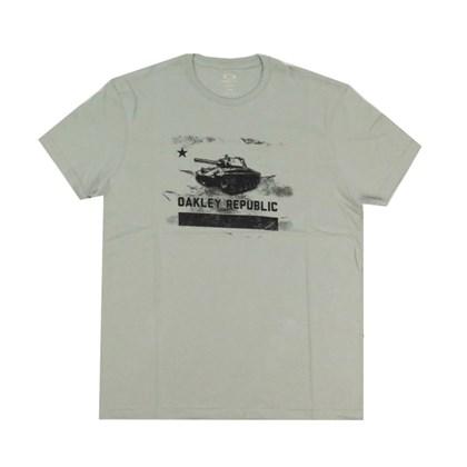 Camiseta Oakley The Flagship Tee Gray