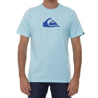 Camiseta Quiksilver Comp Logo Azul