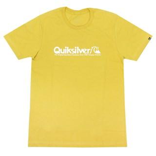 Camiseta Quiksilver Modern Legends Amarela