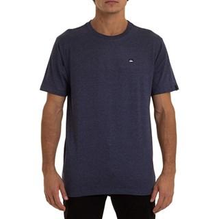 Camiseta Quiksilver Transfer Cinza Escuro