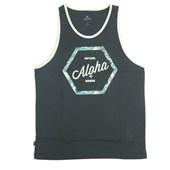 Camiseta Regata Masculina Rip Curl Cinza CGR0204