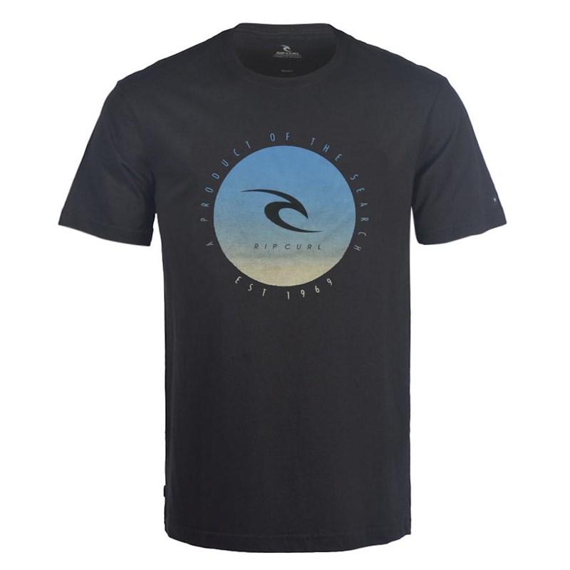 Camiseta Rip Curl Cloudbreak Cinza Grafite - Back Wash 7e13bb91e0b