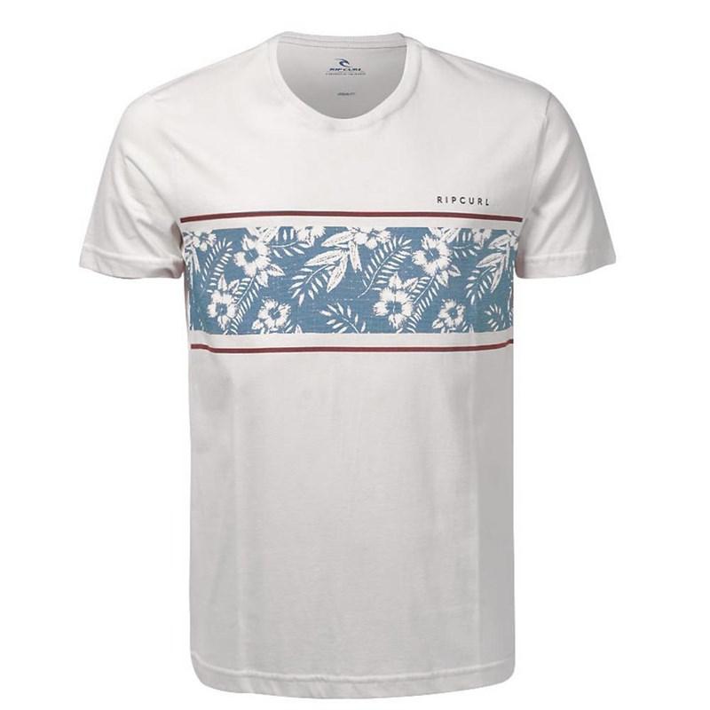 4b8bdd38d69b0 Camiseta Rip Curl New Switch Plus Size Cinza - Back Wash