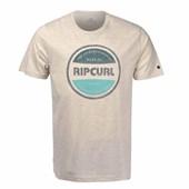 Camiseta Rip Curl Off Marle Cinza Mescla