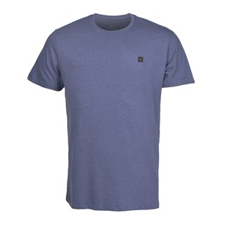 Camiseta Rip Curl Wave Line Blend II Azul Escuro