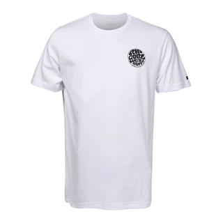 Camiseta Rip Curl Wettie Land Branca