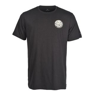 Camiseta Rip Curl Wettie Land Preta