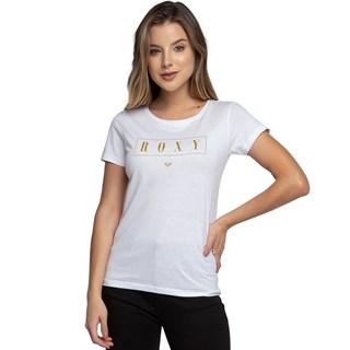 Camiseta Roxy Day Breaks Branca