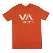 Camiseta Rvca Palms Vermelha
