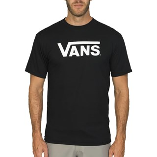 Camiseta Vans Classic Black
