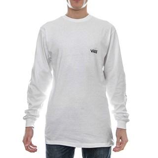 Camiseta Vans Manga Longa Marvel Characters Branca