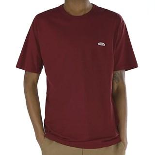 Camiseta Vans Off The Wall Color Vermelha