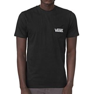 Camiseta Vans OTW Classic Preta e Branca