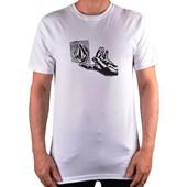 Camiseta Volcom Silk Leaner