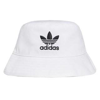 Chapéu Bucket Hat Adidas Trefoil Branco
