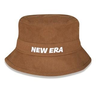 Chapéu Bucket New Era NE Marrom