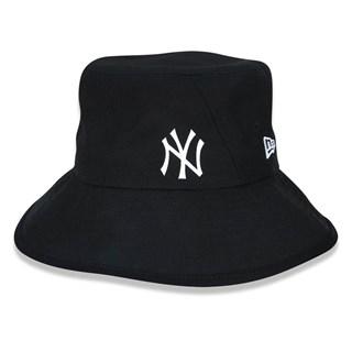 Chapéu Bucket New Era NY Yankees Preto
