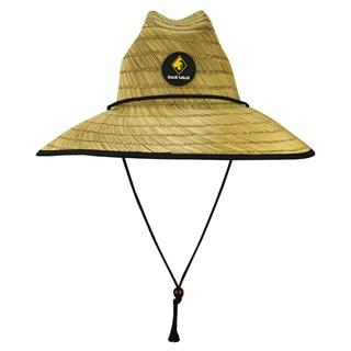 Chapéu de Palha Back Wash Logo