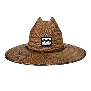 Chapéu de Palha Billabong Tides Print Camo