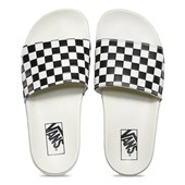Chinelo Feminino Vans Slide On Xadrez