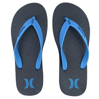 Chinelo Hurley Icon Azul Marinho