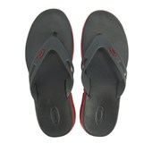 Chinelo Masculino Oakley Rest 2.0 Red Line
