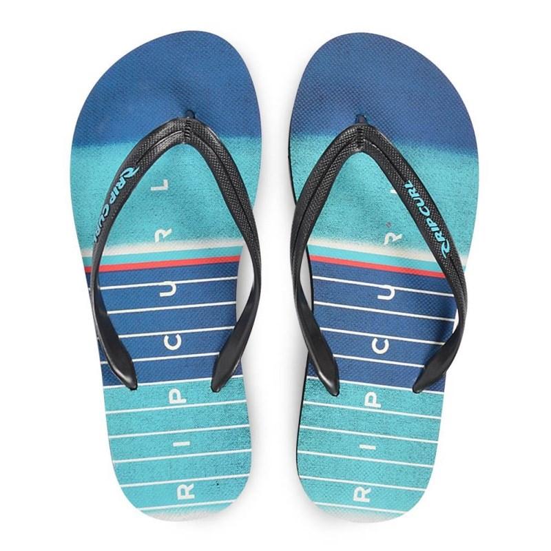 3df298450 Chinelo Masculino Rip Curl Rumbler Azul - Back Wash