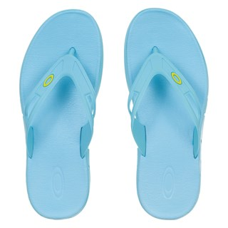Chinelo Oakley Rest 2.0 Comet Blue Azul