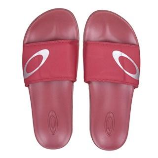 Chinelo Oakley Slide Malibu Vermelho