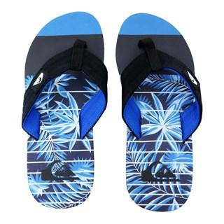 Chinelo Quiksilver Molokai Layback Azul
