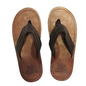 Chinelo Rip Curl Uppers Marrom