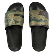 Chinelo Vans Slide-On Camuflado