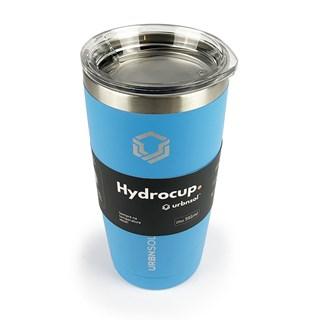Copo Térmico Hydrocup Urbnsol Azul 591ml